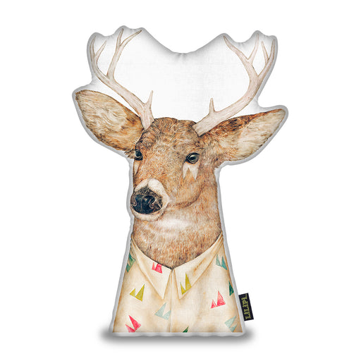 White Tailed Deer Pillow