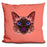 Geometric Grumpycat Pillow
