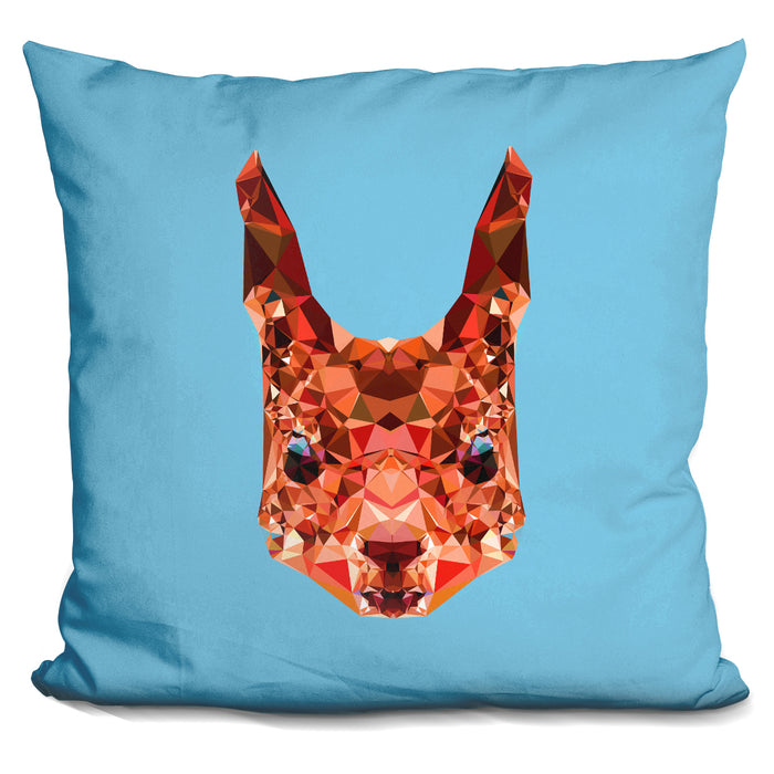 Geometric uirrel Pillow