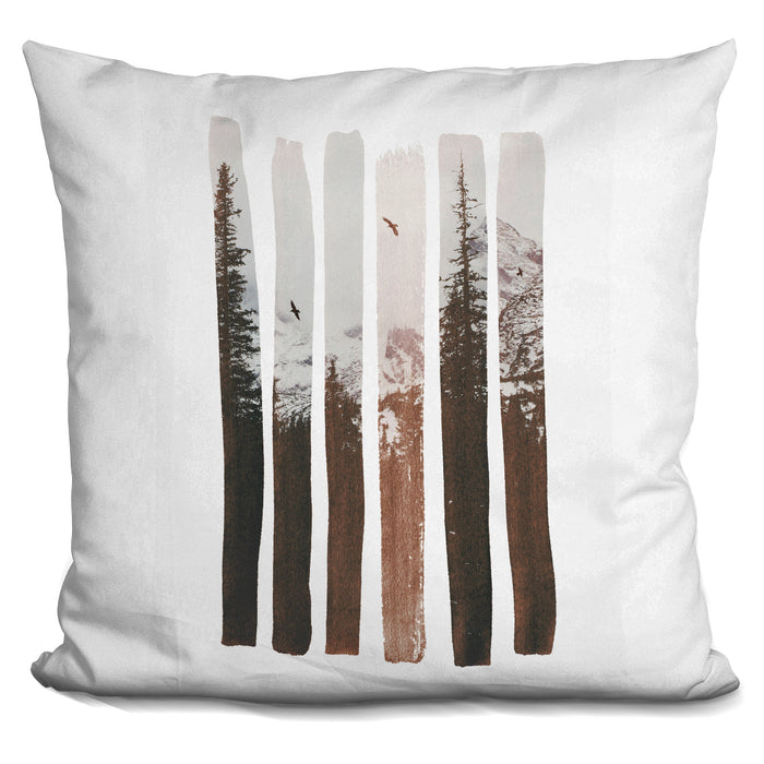 Into The Wild Pillow