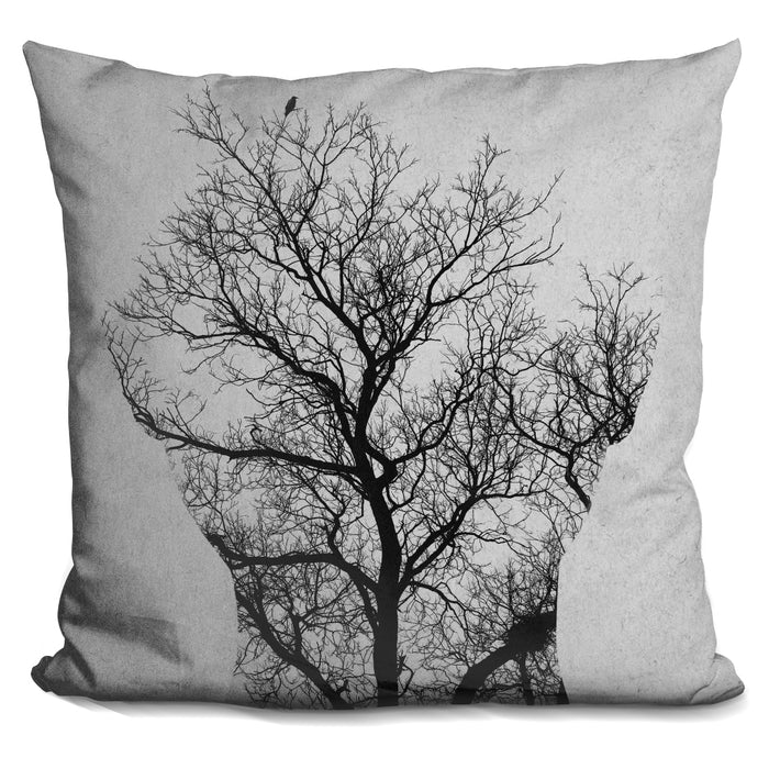 Tree Of LifeAndreas Lie Pillow