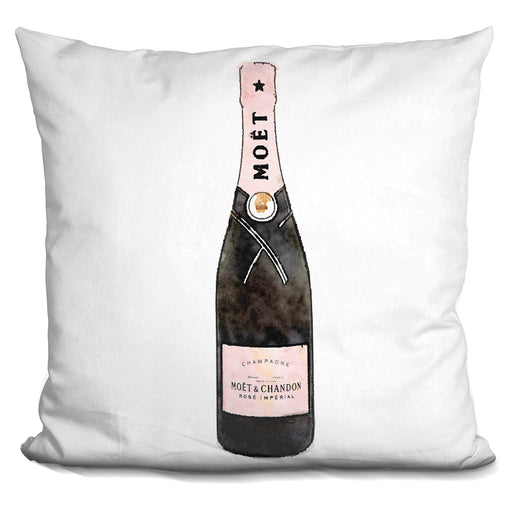 Pink Champagne Pillow