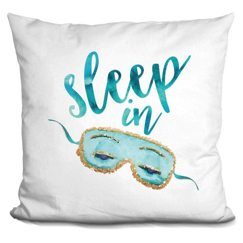 Sleep In Mask Pillow