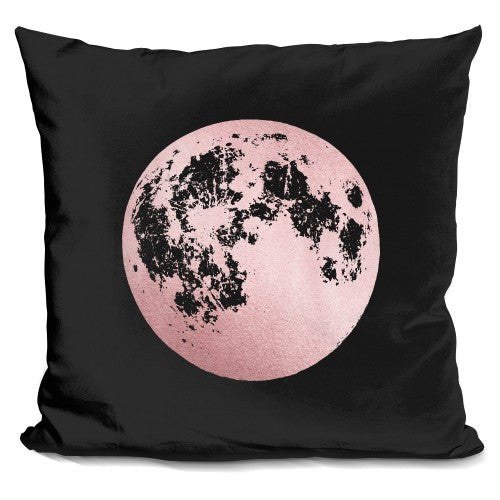 Moon Rose Gold Pillow