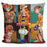Art Deco Ladies 8 Pillow