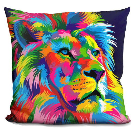 Lion New Pillow