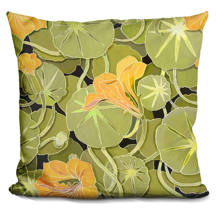 Lily Pads Pillow