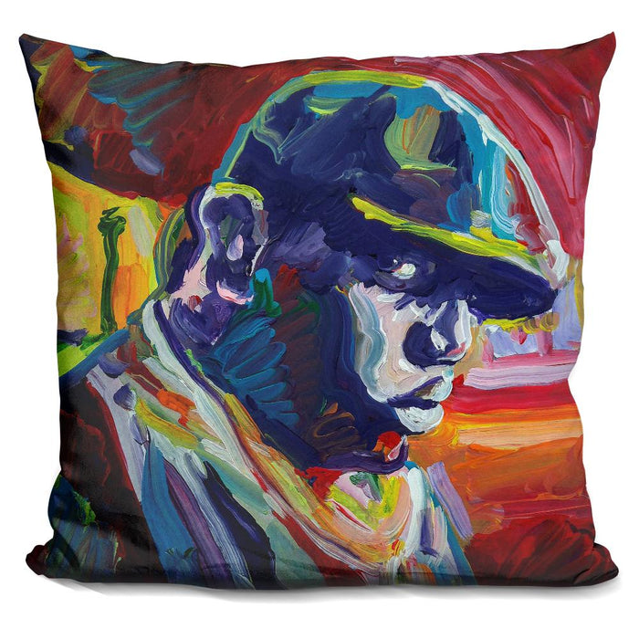 Biggie Smalls Pillow