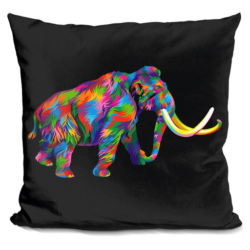 Wooly Mammoth Pillow