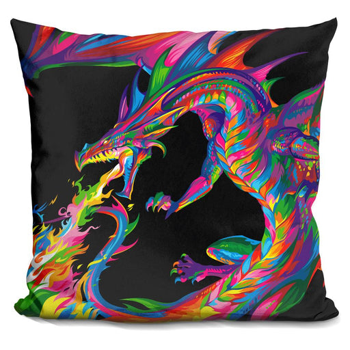Fantasy Dragon Pillow