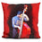 Bass Player Pillow