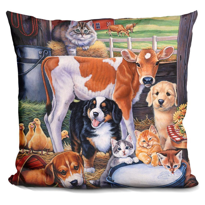 Barn Pals Pillow
