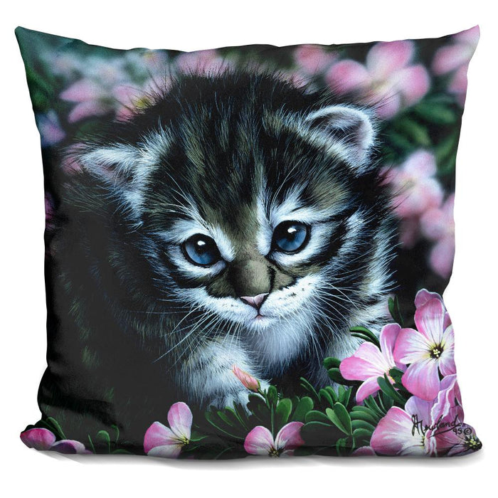 Bright Eyes Pillow