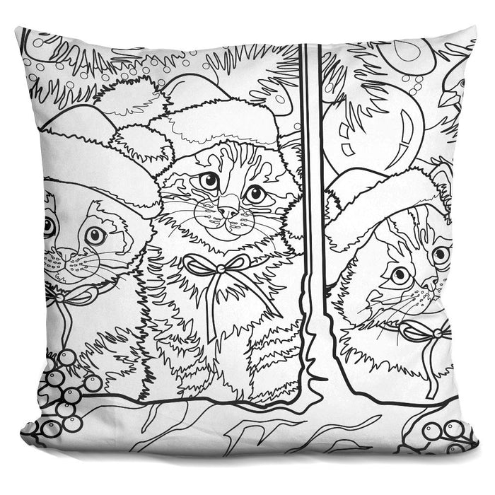 Christmas Cuties 1 Pillow