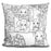 Christmas Cuties 13 Pillow