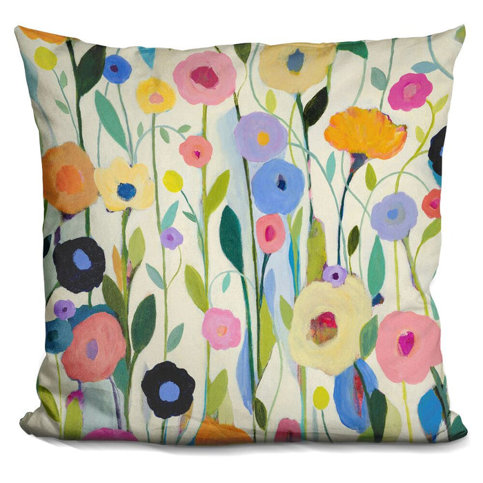 Songs Of Joy Pillow