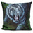 White Tiger Pillow
