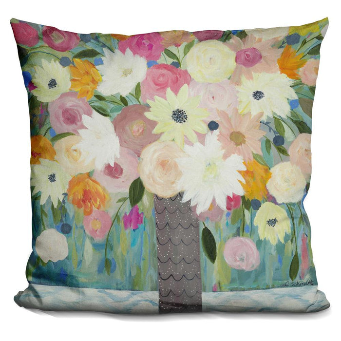 Bask In The Beauty Of It All Pillow