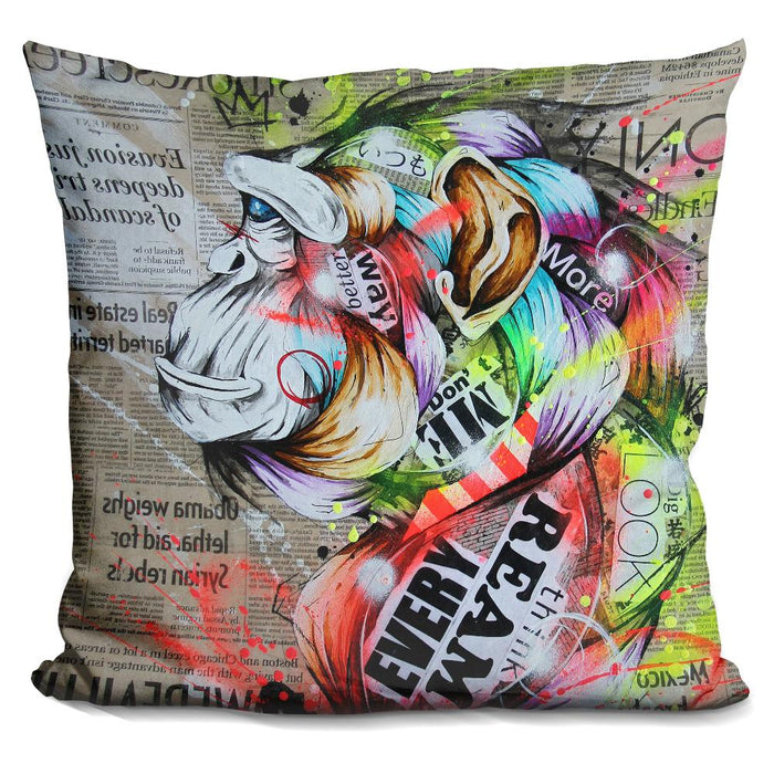 Visionary 2 Pillow