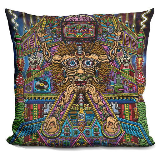 Sedated Slave Ship Pillow