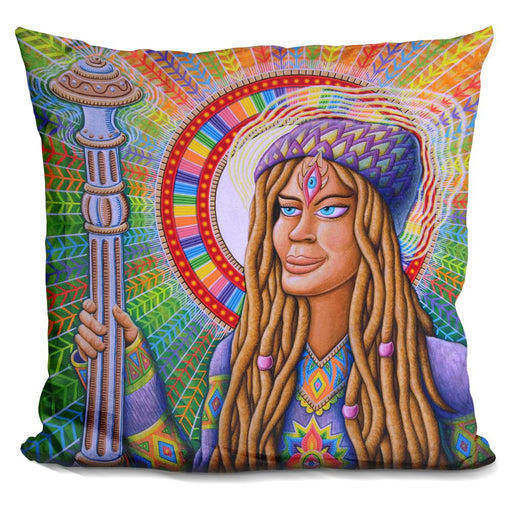 Shayana The Shamaness Pillow