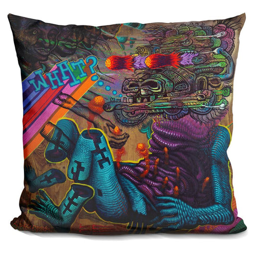 What Collabo With Jason Botkin Pillow