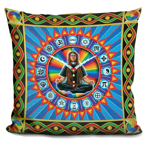 Time For Oneness Pillow