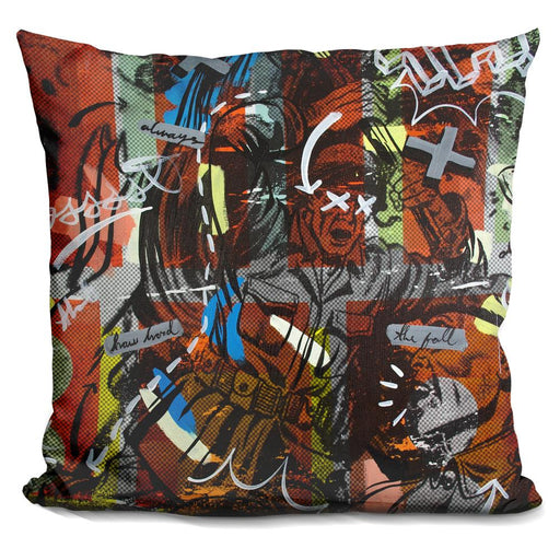 Then The Fall Pillow