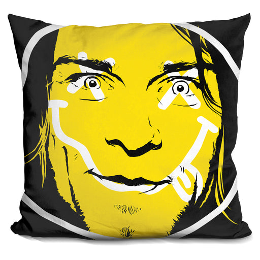Supermouth Strikes Again Pillow