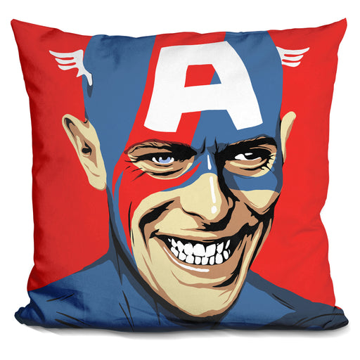 This Is Not America Pillow