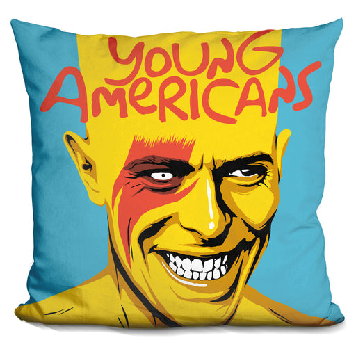 Young Americans Pillow