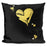 Amour Heart Pillow