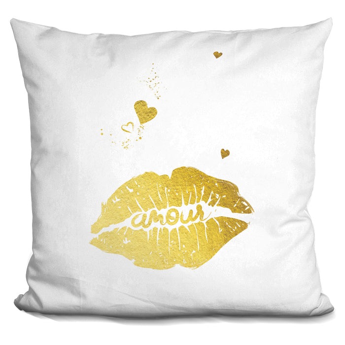 Amour Lips Pillow