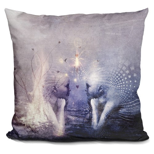 Dreams Of A Scorpion Heart Pillow