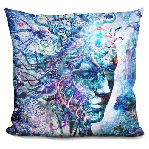 Dreams Of Unity Pillow
