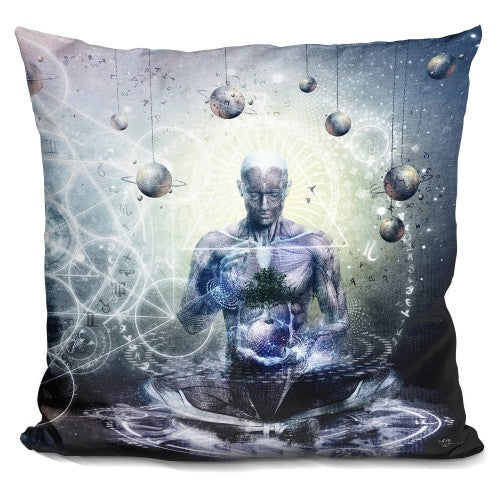 Experience So Lucid Discovery So Clear Pillow