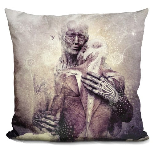 If Only The Sky Would Disappear Pillow