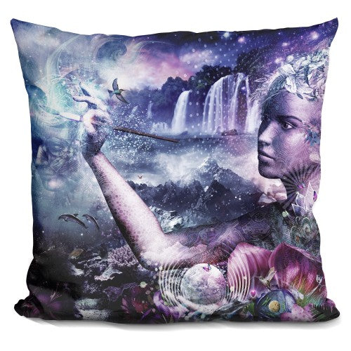 Nature Painter Pillow