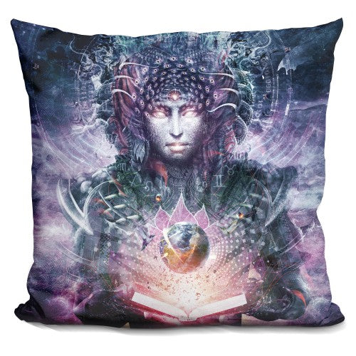 Ocean Atlas Pillow