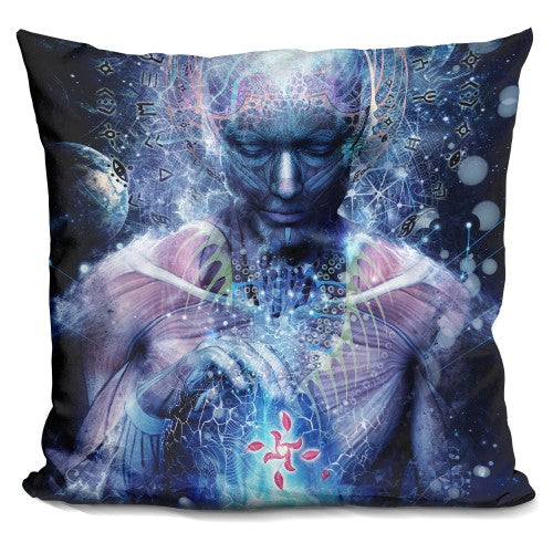 Silence Seekers Pillow