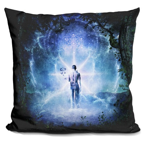 The Journey Begins Pillow