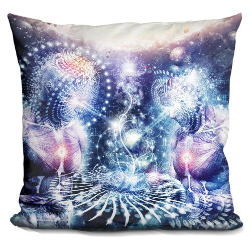 The Knowledge Of The Planets Pillow