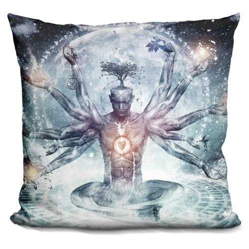 The Neverending Dreamer Pillow