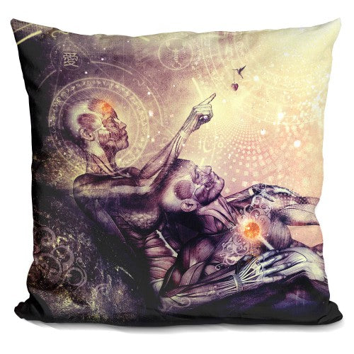 All We Want To Be Are Dreamers Pillow