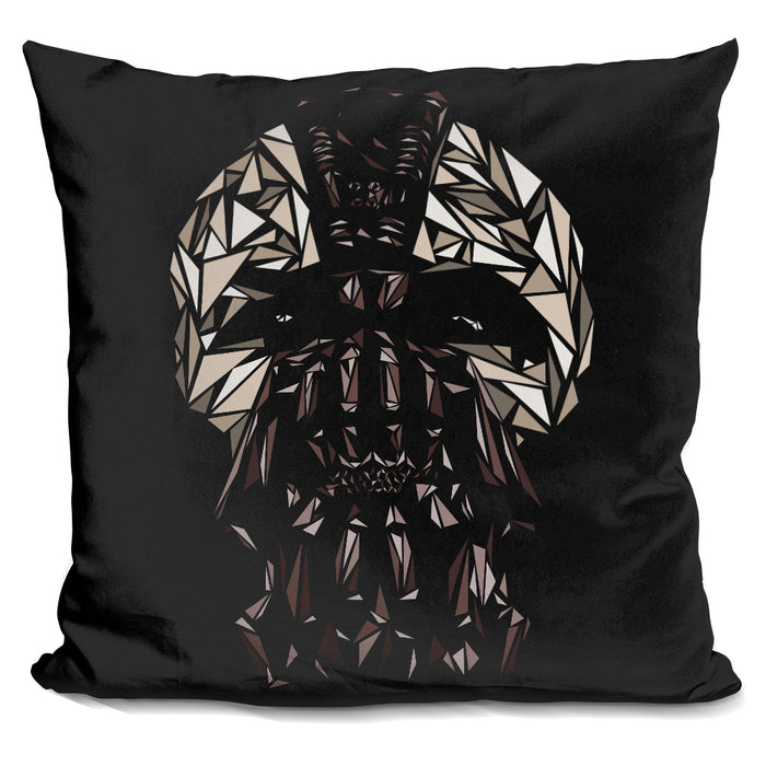 Bane Mask Pillow