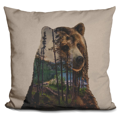 Bear Lake Pillow