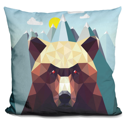Bear Mountain Pillow