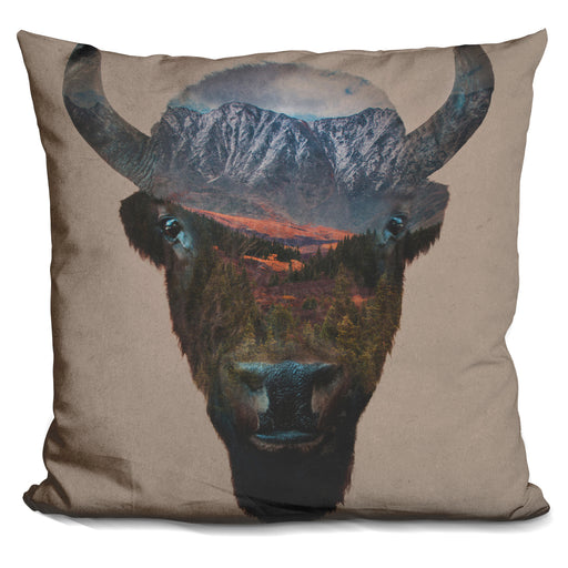Bison Peak Pillow