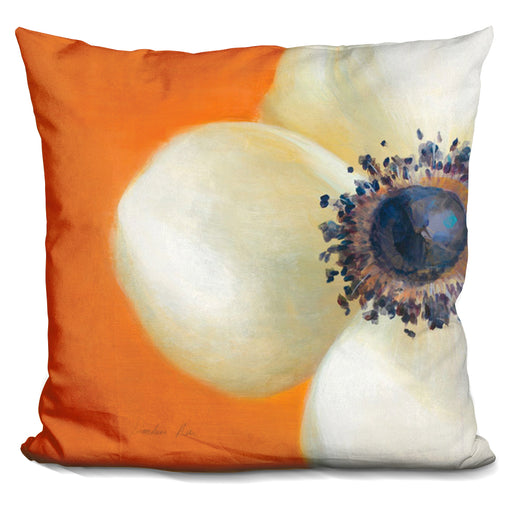 Contemporary Poppy Pillow