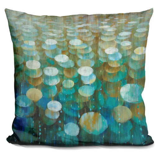 Rain Drops Pillow